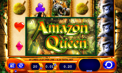 logo de Amazon Queen