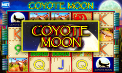 logo de Coyote Moon
