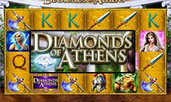 logo de Diamonds of Athens
