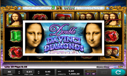 logo de Double Da Vinci Diamonds