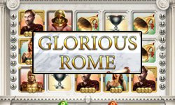 logo de Glorious Rome