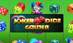 logo de Golden Joker Dice