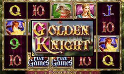 logo de Golden Knight