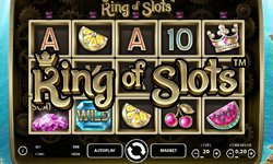 logo de King of Slots