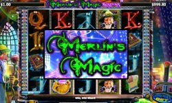logo de Merlins Magic Respins