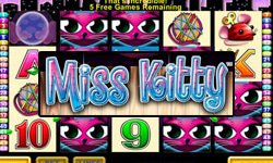 logo de Miss Kitty