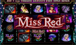 logo de Miss Red