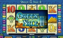 logo de Queen of the Nile 2
