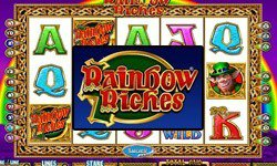 logo de Rainbow Riches