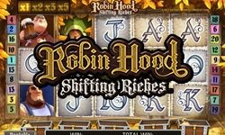 logo de Robin Hood - Shifting Riches