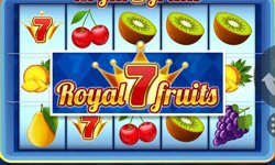 logo de Royal7Fruits