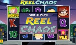logo de South Park Reel of Chaos