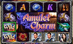 logo de The Amulet and the Charm