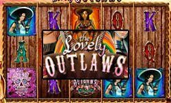 logo de The Lovely Outlaws