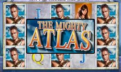 logo de The Mighty Atlas