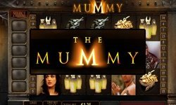 logo de The Mummy