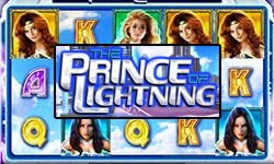 logo de The Prince of Lightning