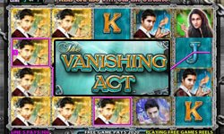 logo de The Vanishing Act