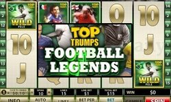 logo de Top Trumps World Football Legends