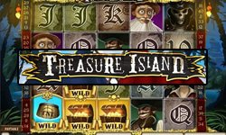 logo de Treasure Island