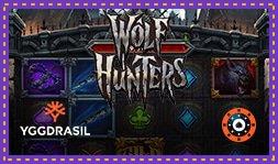 Machine à sous Wolf Hunters d'Yggdrasil disponible en septembre