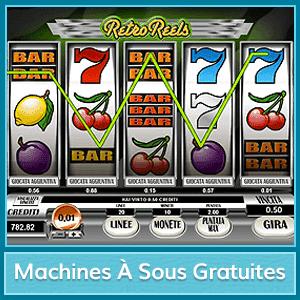 Machines a Sous Gratuites