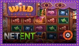 NetEnt lance bientôt le jeu de casino Wild Bazaar