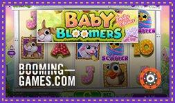 Nouveau jeu Baby Bloomers : Profitez-en avec un bonus sans dépôt