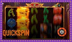 Nouvelle machine à sous de casino en ligne Ark of Mystery de Quickspin