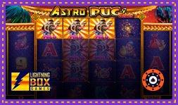 Nouveau jeu de casino Astro Pug lancé