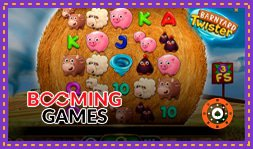 Nouveau Jeu De Casino Barnyard Twister De Booming Games