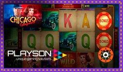 Nouveau jeu de casino gratuit : Chicago Gangsters de Playson