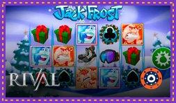 Nouveau jeu de casino Jack Frost de Rival Gaming
