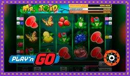 Nouveau jeu de casino Mr Toad Deluxe déjà disponible