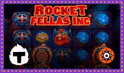 Nouveau jeu de Rocket Fellas Inc de Thunderkick