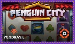 Nouvelle machine à sous Penguin City d'Yggdrasil Gaming lancée