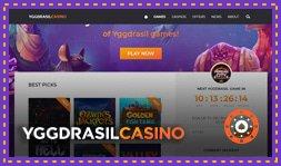 Nouvelle plateforme pour fans de jeux de casino d'Yggdrasil Gaming