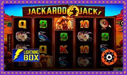 Nouvelle sortie de jeu de casino : Jackaroo Jack