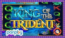 Pariplay annonce la sortie du jeu de casino King of the Trident