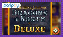 Pariplay vous offre le jeu de casino Dragons of the North Deluxe