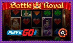 Play'N Go Annonce Le Jeu De Casino Battle Royal
