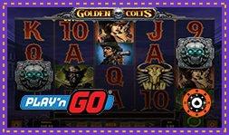 Play'n Go lance le nouveau jeu en ligne Golden Colts