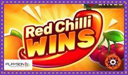 Playson présente le jeu de casino Red Chilli Wins