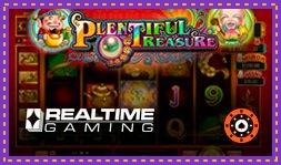 Plentiful Treasure : Nouveau Jeu De Casino Signé RTG