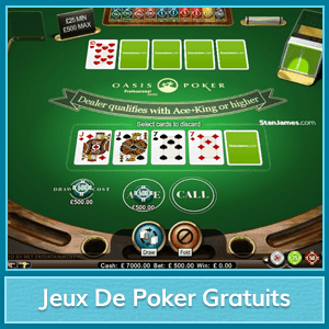 Poker Gratuits