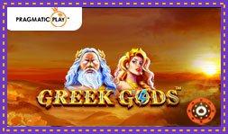 Pragmatic Play annonce le jeu de casino Greek Gods