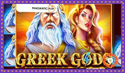 Pragmatic Play introduit son nouveau jeu de casino Greek Gods