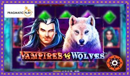 Pragmatic Play lance bientôt le jeu de casino Vampires vs Wolves