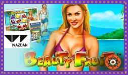 Présentation du jeu de casino en ligne Beauty fruity