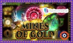 Présentation du jeu de casino en ligne Mines of Gold
